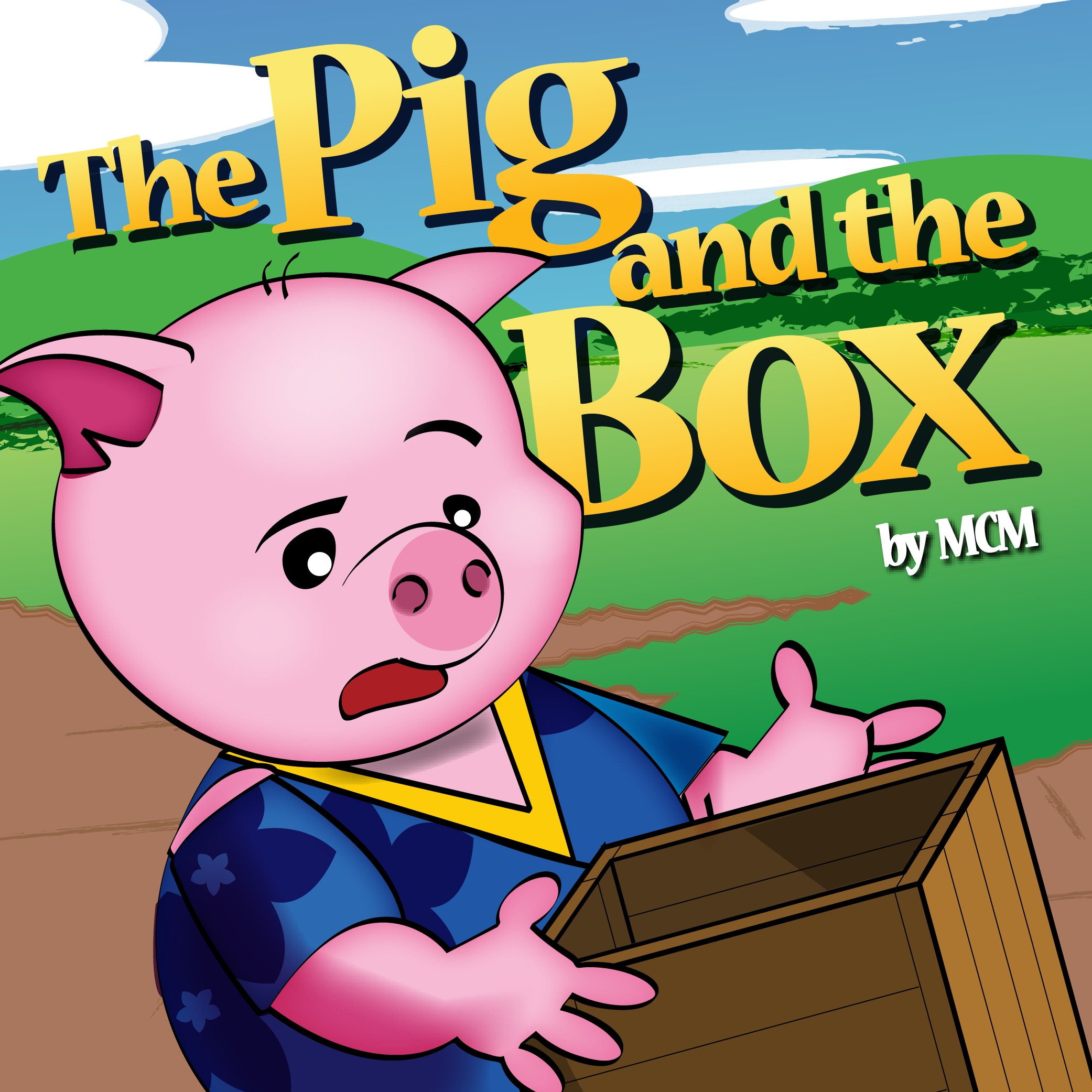 Pig and the Box The Movie!
